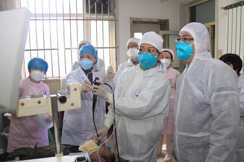 支气管镜诊断治疗技术