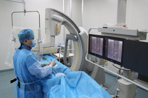 介入诊疗技术