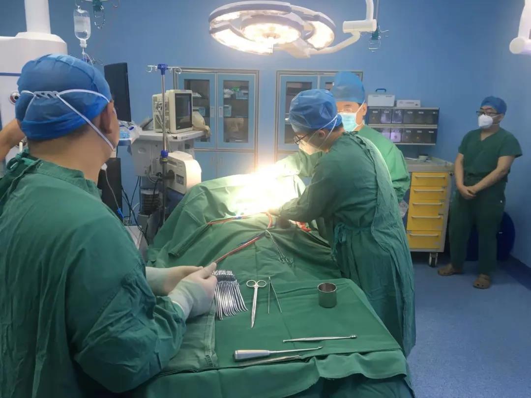 腹腔镜切除肝癌 显威力医患满意