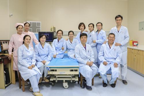 肝癌患者经开腹射频消融治疗后恢复良好